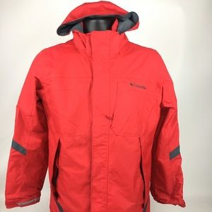 Columbia women's jacket SZ L